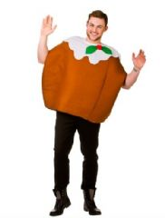 Xmas Pudding Costume (XM4580)